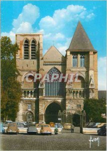 Modern Postcard Le Mans Sarthe Our Lady of Couture