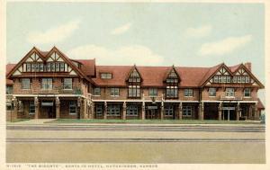 KS - Hutchinson. The Bisonte, Santa Fe Hotel