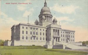 State Capitol Building, Providence, Rhode Island 1911