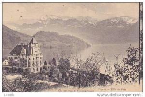 Switzerland LU Lucerne - Vitznau - Hotel Parc - 00´s -10s