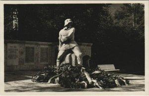 CPA AK Immenstadt Kriegerdenkmal GERMANY (1121384)