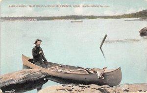 Moon River, Georgian Bay District Grand Trunk Railway System Union Pacific Un...