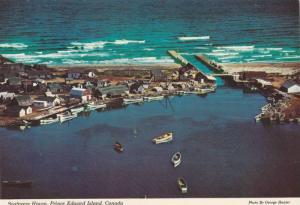 Seafarers Haven, Naufrage Harbour, off the Gulf of St. Lawrence, Prince Edwar...