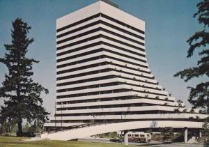 Telephone Building , BURNABY , B.C. , Canada , 50-70s