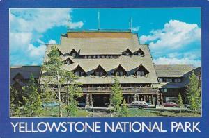 Yellowstone National Park Wyoming