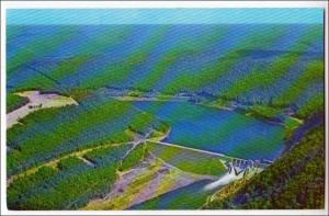 Kinzua Dam, Salamanca NY - Warren, Kane, Bradford PA