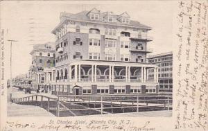 New Jersey Atlantic City Saint Charles Hotel 1912