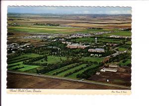 Mental Health Centre, Brandon, Manitoba, Photo Terence Fowler