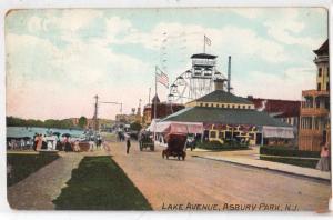 Lake Ave, Ashbury Park NJ