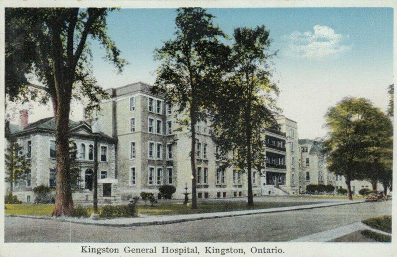 KINGSTON , Ontario , Canada ,1900-10s ; General Hospital version 3