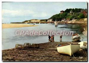 Postcard Modern Carteret The Jewel Of Cotentin