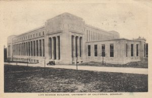 BERKELEY, California , 1930 ; Life Science Bldg , U of California