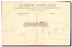 Old Postcard Fort Du Mont Valerien Main Entree