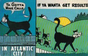 New Jersey Atlantic City Ya Gotta Make Calls, If Ya Wanta Get Results In Atla...