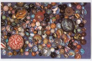 Marbles - Handmade 1850's - WW I