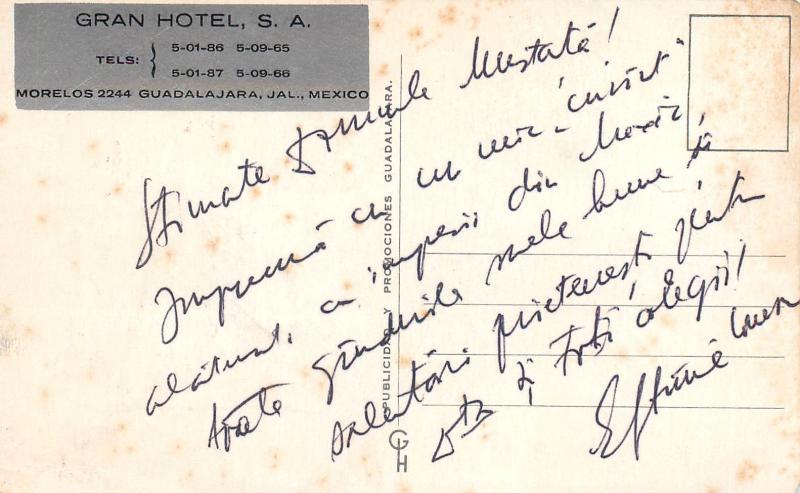 Mexico Gran Hotel Guadalajara