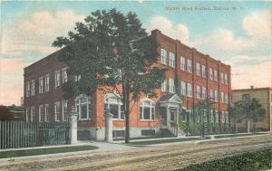 Batavia New York~Mathes Shell Factory~Jefferson Ave~Dirt Road~Razed 1960s~1908