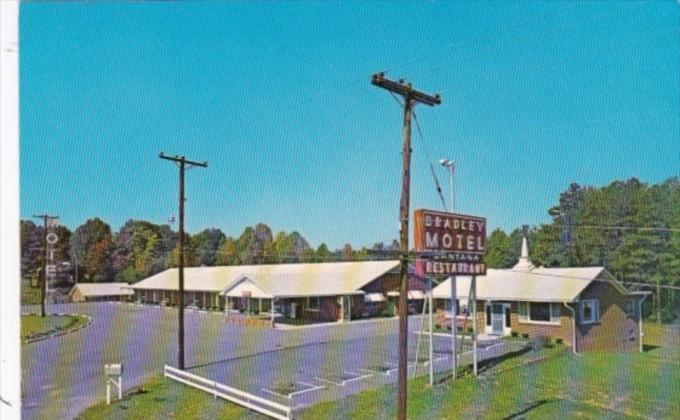 North Carolina Charlotte Bradley Motel