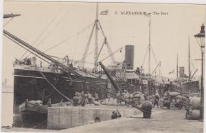 ALEXANDRIE - Egypt , 00-10s ; The Port