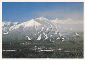 Wide View, Nakiska At Mount Allan, 1988 Winter Olympics, Heart of Kananaskis ...