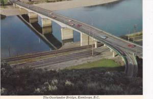 The Overlander Bridge, Kamloops, British Columbia, Canada, 50-70´s