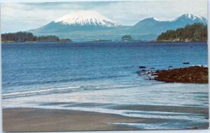 Mt. Edgecumbe - view from Sitka, Alaska