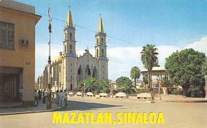 Mexico Old Vintage Antique Post Card Mazatlan, Sinaloa Unused