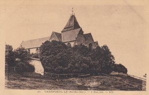 Varengeville-sur-Mer, France , 00-10s ; L'Eglise