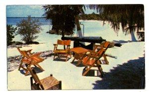Mexico - Akumal, Quintana Roo. Club Akumal Beach Scene