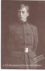 RP; S. A. R. Monseigneur Le Prince Leopald de Belgique, 00-10s