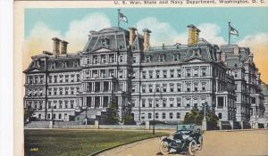 15488 Washington DC    U.S. War , State and Navy Department