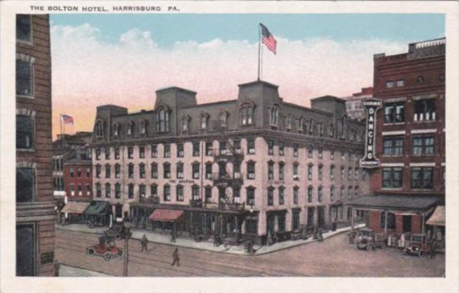 Pennsylvania Harrisburg The Bolton Hotel