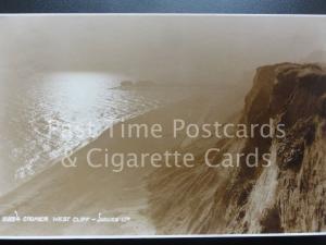 Norfolk: Cromer West Cliff RP c1928 - Pub by Judges