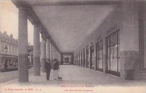 France Contrexeville Vosges Les Nouvelles Galeries