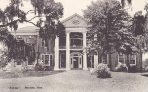Mississippi Natchez Auburn Albertype