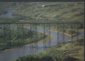 Canada Postcard - Lethbridge, Alberta     T755