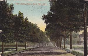 ROCK Hill , South Carolina , PU-1913 ; Main Street , Looking East #4