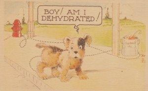 DOG ; Boy! Am I Dehydrated! , 1930-40s