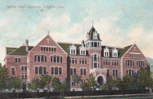 OGDEN , Utah , 00-10s ; Sacred Heart Academy