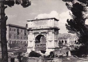 italy Roma Rome Foro Romano Arco di Tito