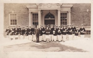 RP, School Band, KEENE , New Hampshire, 10-30s