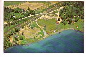 Cobalt Kiwanis Bass Lake Beach, Cobalt, Ontario, Temiskaming Printing