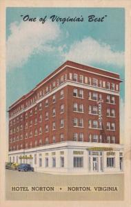 Virginia Norton Hotel Norton
