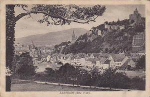 Saarburg (Bez. Trier), Germany, 1918, Panorama #2