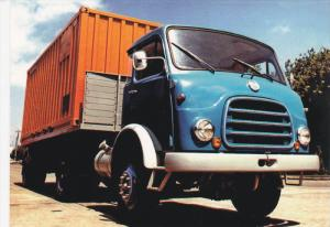 CSEPEL Automobile Truck Company , Czech Republic , 50-60s ; Truck Csepel 462