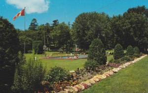Children's swimming pool in McLachlin Park,  Arnprior,  Ontario,  Canada,  40...