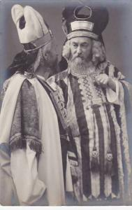 RP; Passionsspiel Oberammergau 1910, Actors portraying Kaiphas and Annas, 00-10s