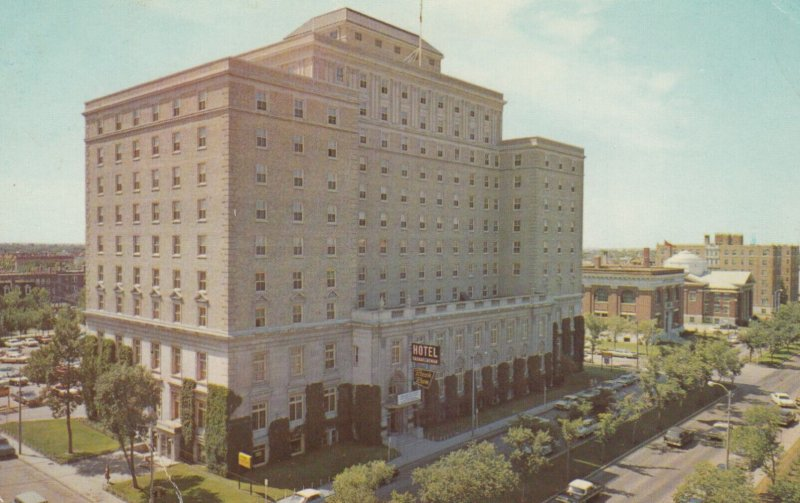 REGINA , Saskatchewan, Canada, 40s-60s ; Hotel Saskatchewan # 2