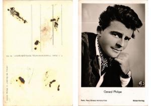 CPA Gerard Philipe Rüdel-Verlag FILM STAR (399827)
