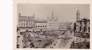 RP (#H-258), URUGUAY - Montevideo. Plaza de la Republica, Pre-1907